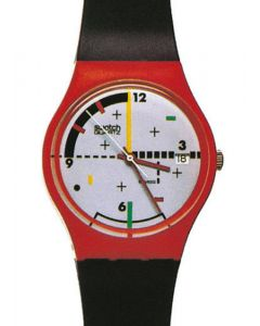 Swatch Gent Compu Tech GR401