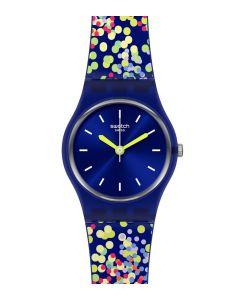 Swatch Lady Confettini Blu LN158