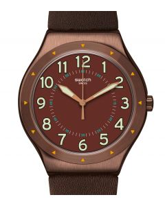 Swatch Irony Big Classic Copper Time YWC100
