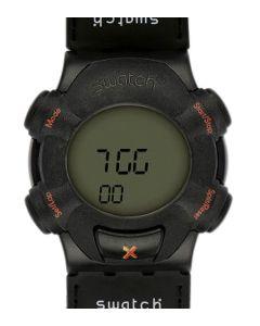 Swatch Originals .Beat Access Corokscrew Laax 1999 SXB100C