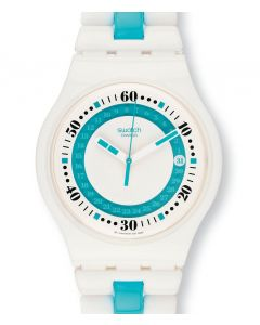 Swatch Jelly in Jelly Cote Marine SUJW400
