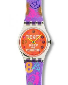 Swatch Lady Coupon LK129