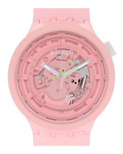 Swatch Big Bold Ceramic C-Pink SB03P100