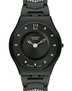 Swatch Skin Cristal Row Black SFB139AG