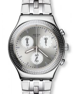 Swatch Irony Chrono Crystal Cascade YCS580G