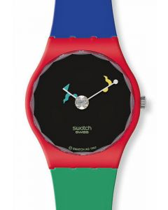 Swatch Gent Club Special CRYSTAL SURPRISE GZ129