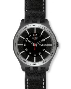 Swatch Irony New Big C.U.Black YTB700