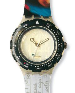 Swatch Scuba Loomi DAN JANSEN SDZ900
