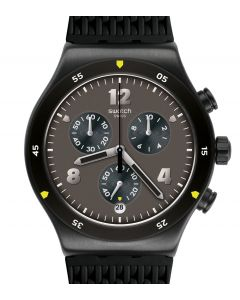 Swatch Irony New Chrono Darkbark YVB406