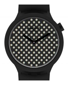 Swatch Big Bold Dark Boreal SO27Z107