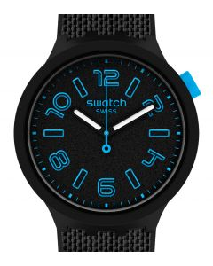 Swatch Big Bold Deep Concrete SO27B118