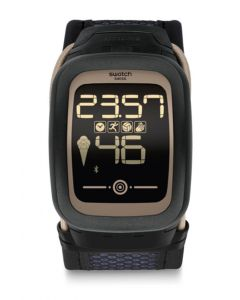 Swatch Touch Zero One DEEPZERO SUVB100