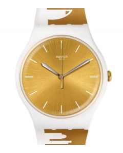 Swatch New Gent Special DESERT BEAUTY Destination Special 2017 Dubai SUOZ256