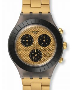 Swatch Irony Diaphane Chrono Desert Sands SVCM4010AG