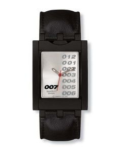 Swatch Turn Over DIE ANOTHER DAY SUFB100