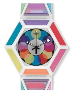 Swatch New Gent Special DODECAHEDRON COLLISION SUOZ144S