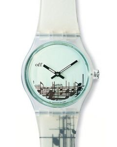 Swatch Musicall Dodecaphonic SLK113