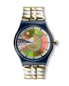 Stop Swatch Double Run SSN104