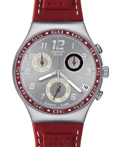 Swatch Irony Chrono Drilled YCS518