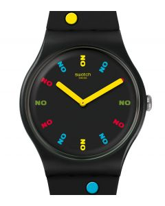 Swatch New Gent 007 Special Dr No 1962 SUOZ302