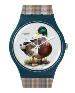 Swatch New Gent Duck-Issime SUON118