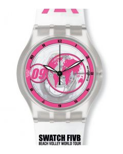 Swatch Jelly in Jelly Access Earth Line SUMK105