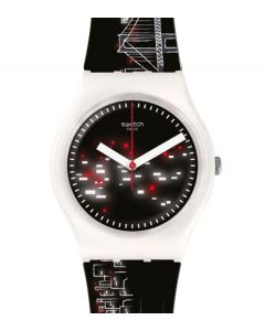 Swatch Gent EDO NIGHT - Destination Special Tokio 2017 GZ315