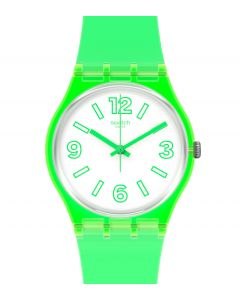 Swatch Gent Electric Frog GG226
