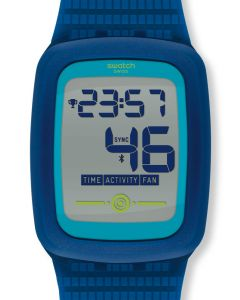 Swatch Touch Zero Two Electrozero2 SVQN100