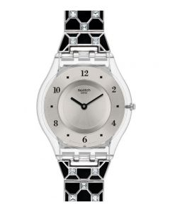 Swatch Skin ELEGANTLY FRAMED BLACK SFK367G