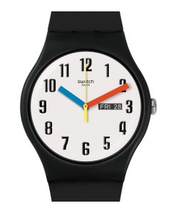 Swatch Original New Gent Elementary SUOB728