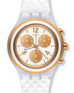 Swatch Irony Diaphane Chrono Elepink SVCK1006