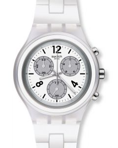 Swatch Irony Diaphane Chrono Elesilver SVCK1007