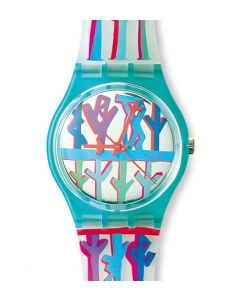 Swatch Gent Enchanting Forest GL106