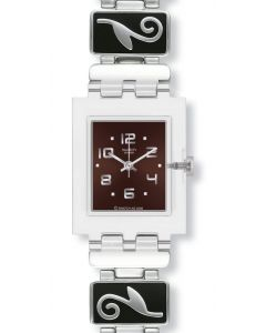 Swatch Square Evening Only Too SUBK132CG
