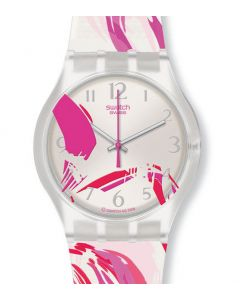 Swatch Jelly in Jelly Exotic Curves SUJK142