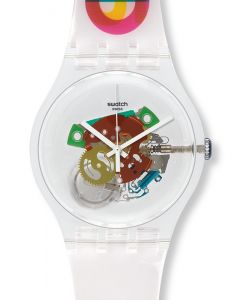 Swatch New Gent Expo Ghost SUOK111N