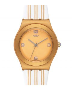 Swatch Irony Medium FALLING STAR GOLD Variante YLG1000C