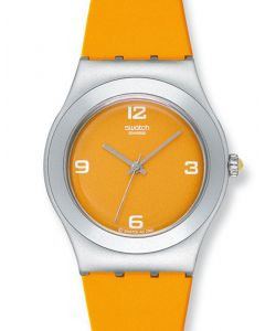 Swatch Irony Medium Falling Star Orange YLS1013