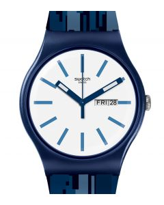 Swatch Original New Gent Fiammablu SUON712