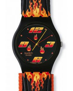 Swatch Access Fire Guard SKB106