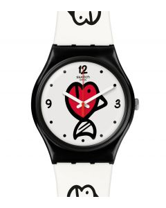 Swatch Gent Fishy Fishy GB321