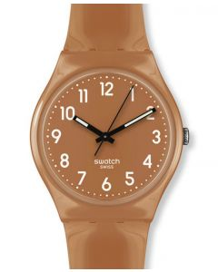 Swatch Gent FLAKY BROWN GC109