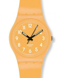Swatch Gent FLAKY YELLOW GJ132