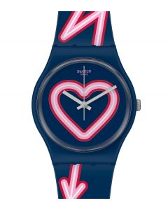 Swatch Gent Flash of Love GN267
