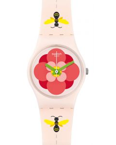 Swatch Lady Flower Jungle LM140