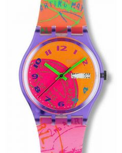 Swatch Gent FLUO SEAL GV700