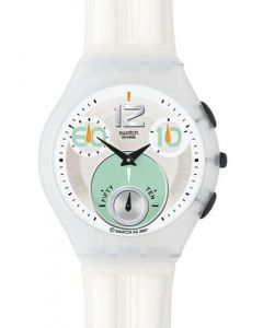 Swatch Skin Chrono Fog Tide SUYW100