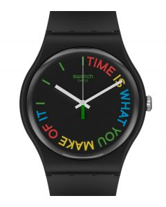 Swatch Originals New Gent Freetid SO29B103