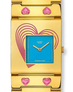 Swatch Irony Lady Square From Within YUG101G